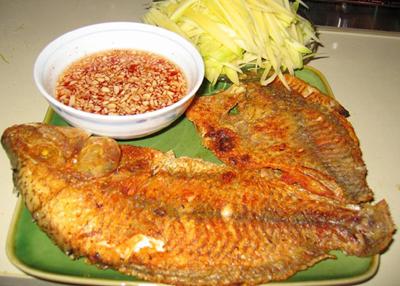 Các món ngon từ cá rô phi
