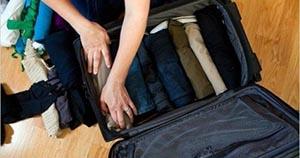 Chuẩn bị đồ đi du lịch dài ngày