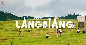 Đỉnh Lang Biang Đà Lạt và câu chuyện tình K'Lang và Hồ Biang