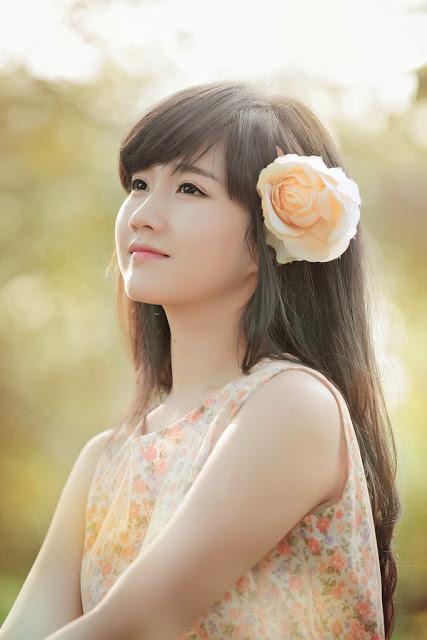 Những hình ảnh gái xinh dễ thương